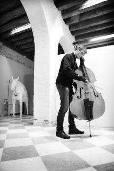 Michele Spanghero live Fondazione Bevilacqua La Masa