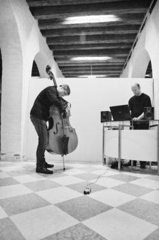 Michele Spanghero - Marcus Beuter live Fondazione Bevilacqua La Masa