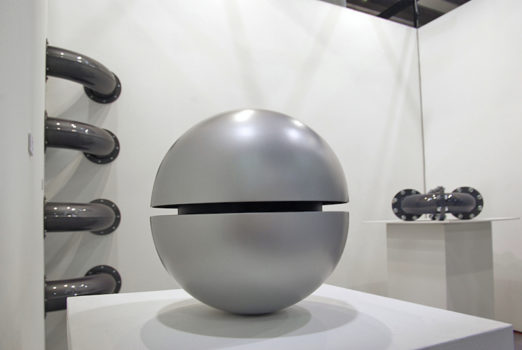 stand Galerie Mazzoli @ ArtVerona